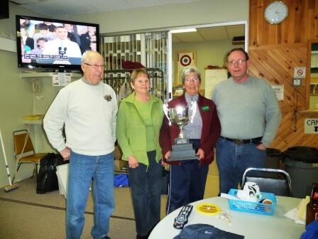 Seniors Primeau Cup Winners