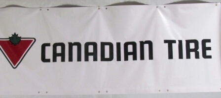 Banner - Canadian Tire