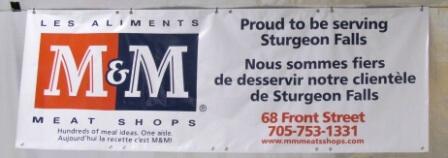 Banner - M& M