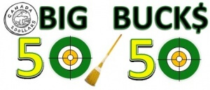 Big Bucks Logo - button
