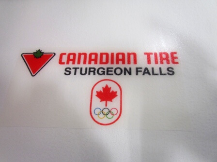Logo - Canadian tire