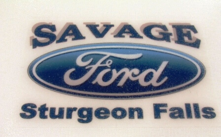 Logo - Savage Ford