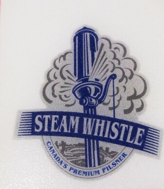 Logo - Steam WHistle