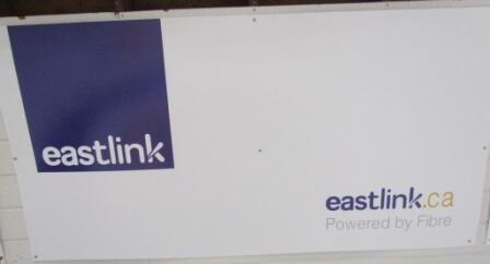 Sign - Eastlink