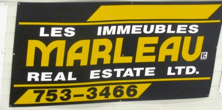 Sign - Marleau Real Estate