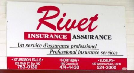 Sign - Rivet Insurance
