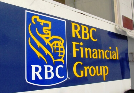 Sign - Royal Bank