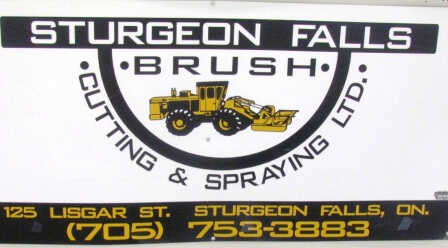 Sign - Sturgeon Brush