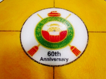 logo - 60th button