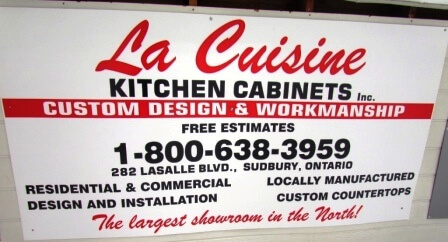 sign - La Cuisine