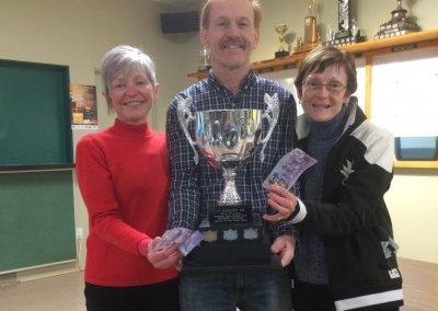 Senior team winners March 2018